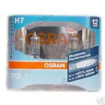 Osram Night Breaker H7 55w Headlamp Bulbs [Twin H7 Pack]
